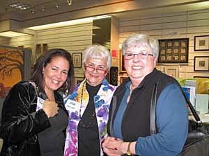 Trish, Nita, Suzanne