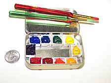 mini palette