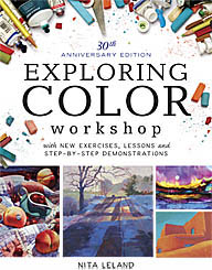 Exploring Color Workshop book